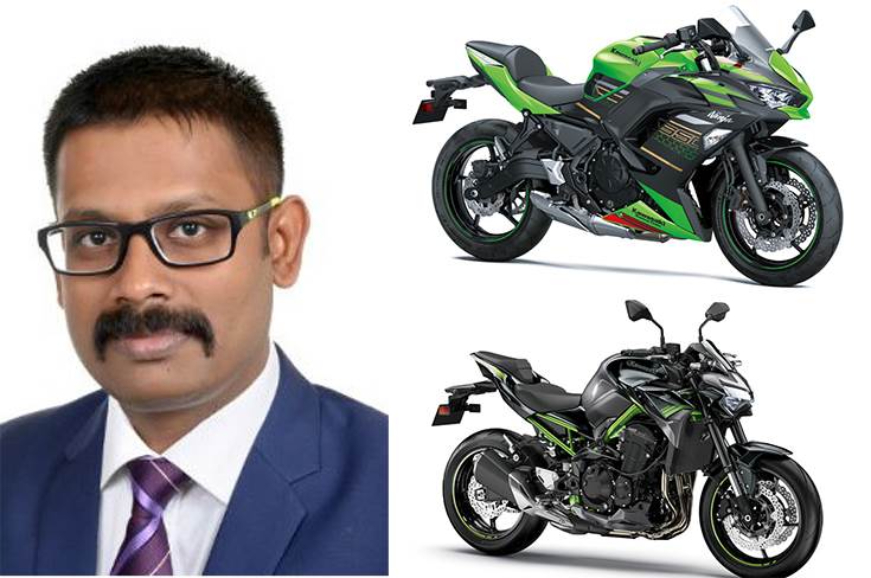 Kawasaki India marketing chief Shishir Sinha steps down