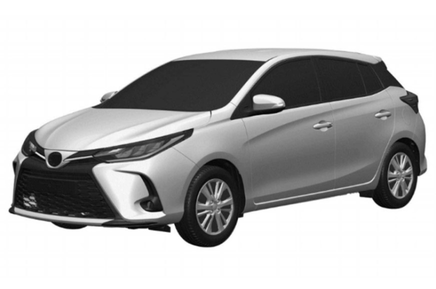 Toyota Yaris could get a facelift overseas