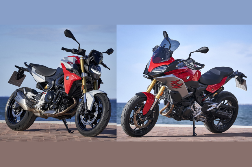 BMW F 900 R, F 900 XR launched from Rs 9.90 lakh