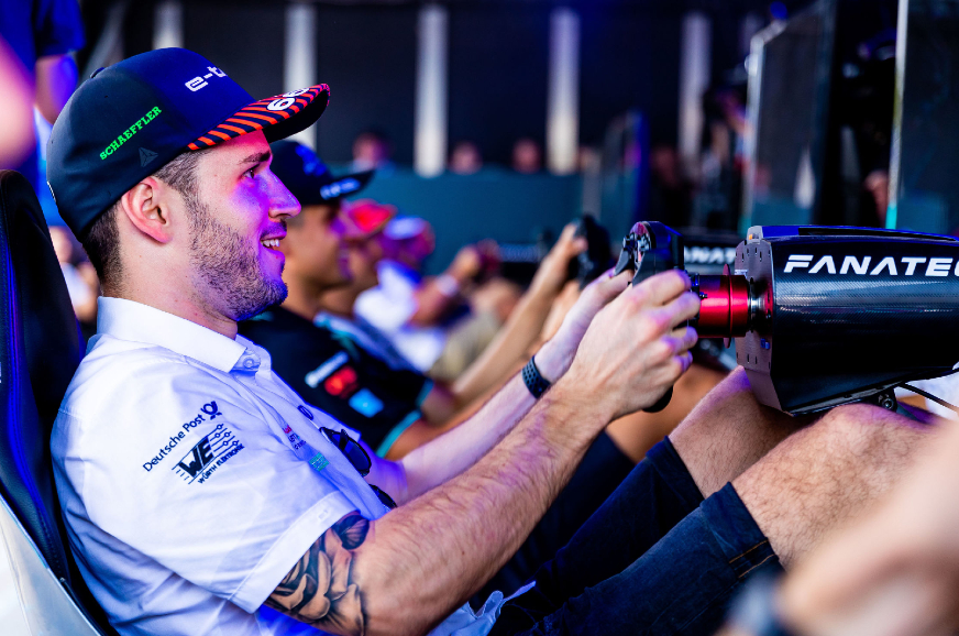 Abt disqualified for cheating in Formula E virtual race