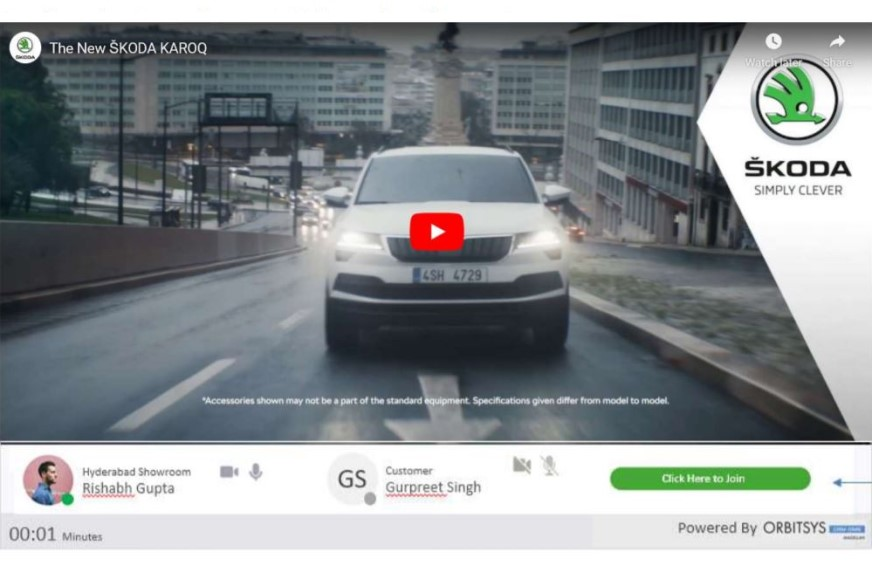 Orbitsys Drives Digital Car Buying In A Time Of Social Distancing Automobile Updates Cars Bikes Reviews