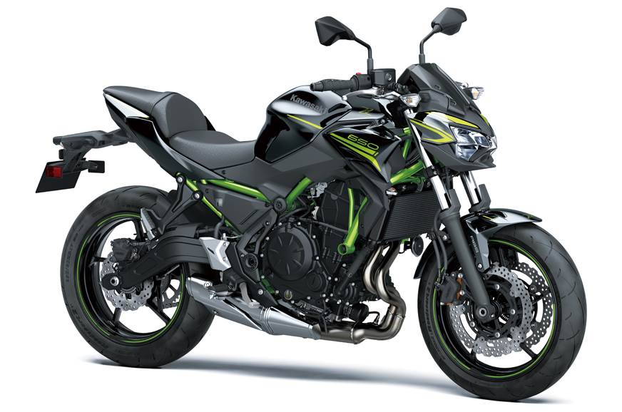 BS6 Kawasaki Z650 launched at Rs 5.94 lakh