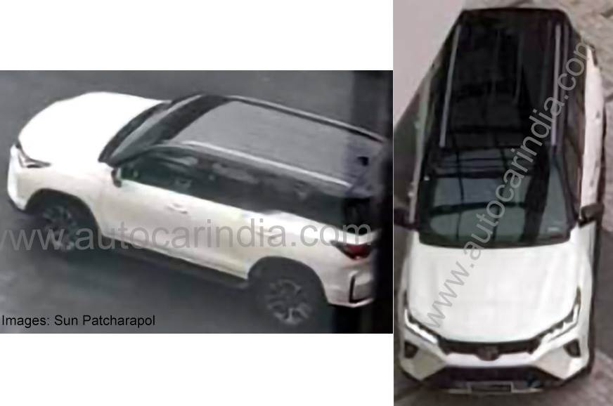 Toyota Fortuner facelift likely to be unveiled on June 4, 2020