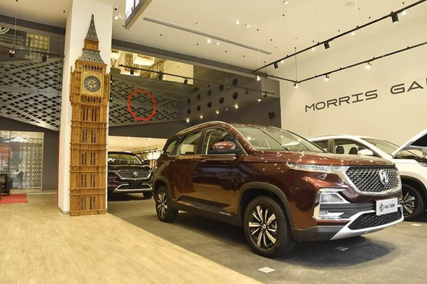 MG Motor India retails 710 units in May 2020
