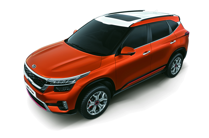 Updated Kia Seltos launched at Rs 9.89 lakh
