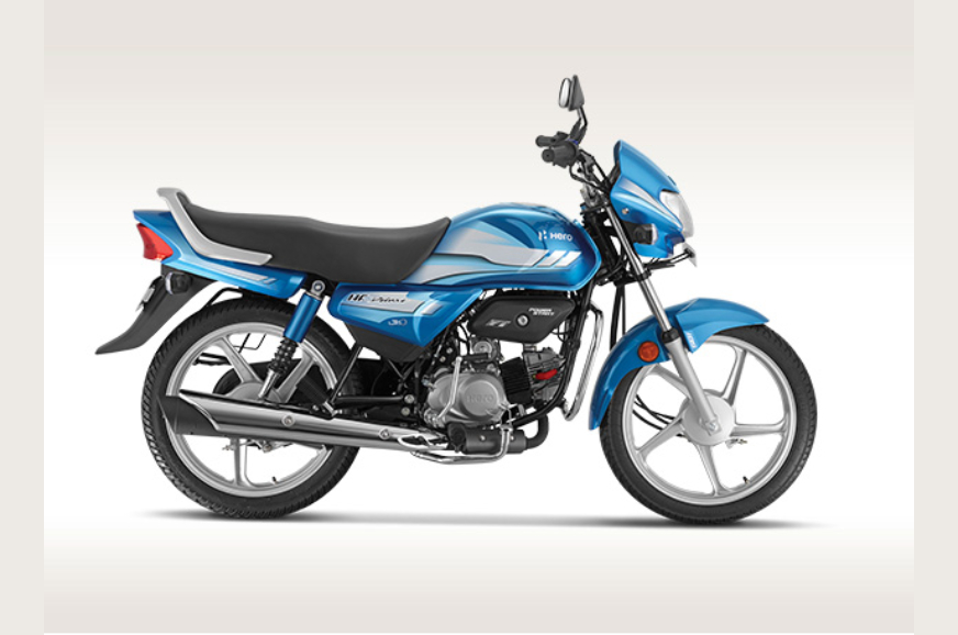 BS6 Hero HF Deluxe kick-start launched at Rs 46,800