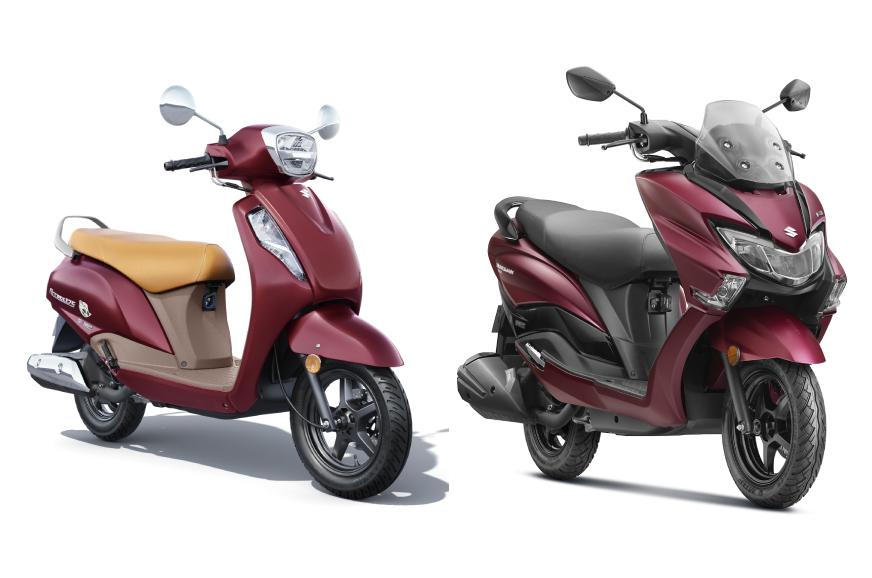 BS6 Suzuki Access 125, Burgman Street prices hiked
