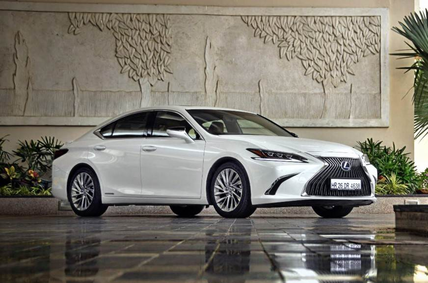 Locally assembled ES sedan to be the mainstay of Lexus' India line-up
