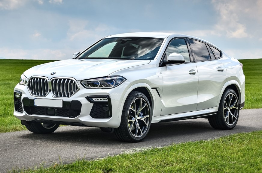 New BMW X6 India launch on June 11