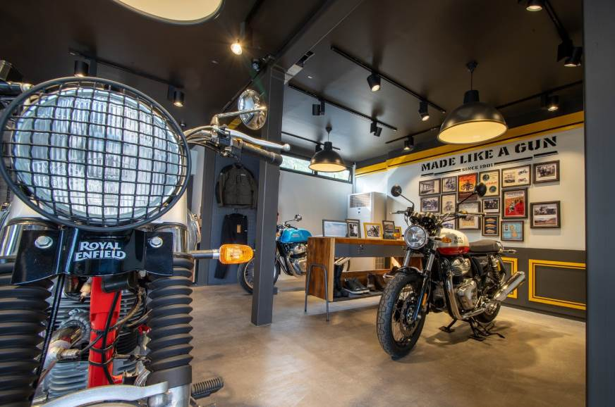 Royal Enfield reopens over 90 percent of its network across India