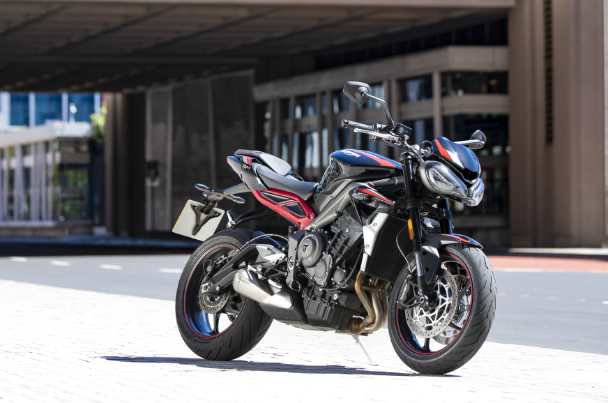 Triumph Street Triple R bookings open at select dealerships