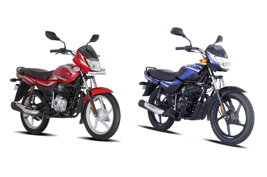 Bajaj CT and Platina range prices hiked