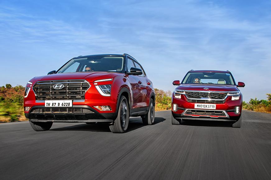 2020 Hyundai Creta vs Kia Seltos comparison