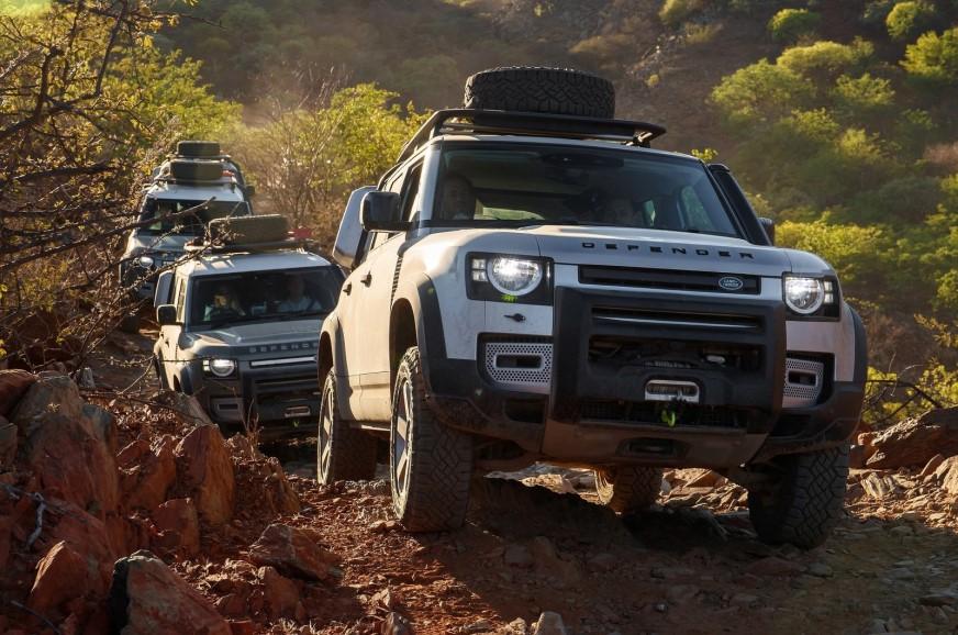 Land Rover Defender deliveries delayed in some markets
