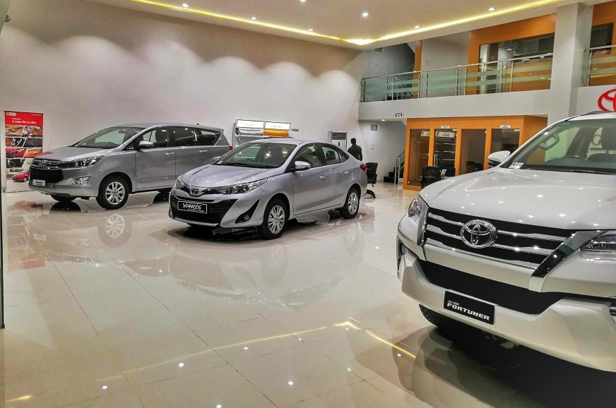 Toyota introduces buyback, finance schemes for its India line-up