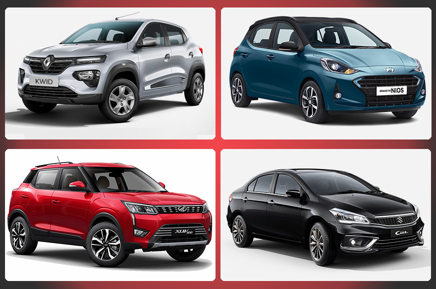 Automatic cars under Rs 10 lakh