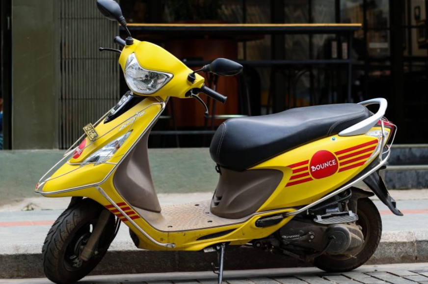Bounce partners with CredR for used two-wheeler fleet