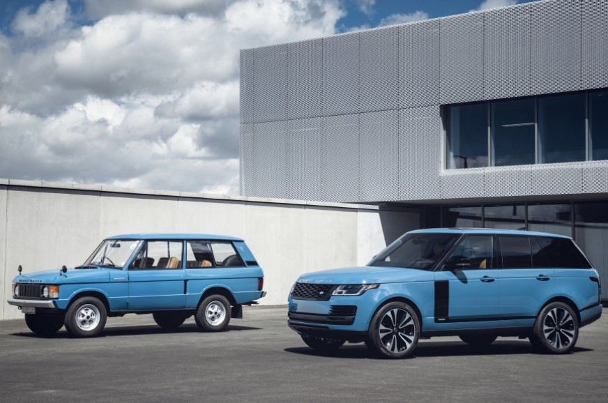 Range Rover 50th anniversary special edition revealed