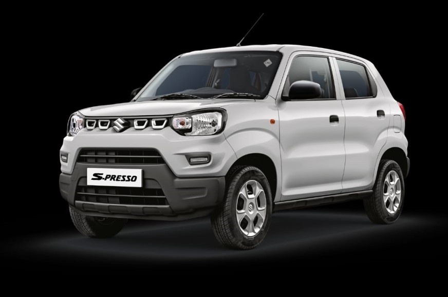 Maruti Suzuki S-Presso S-CNG launched at Rs 4.84 lakh