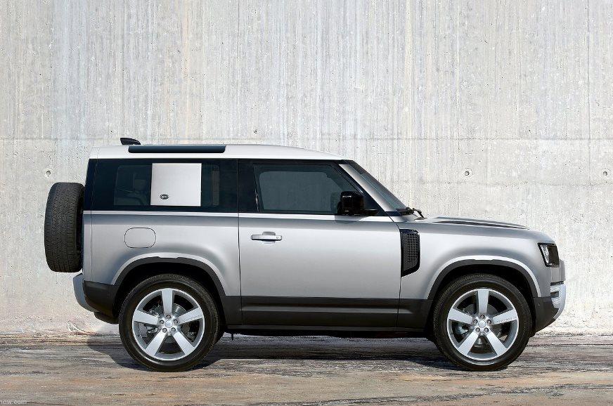 Land Rover Defender 90 market launch pushed back