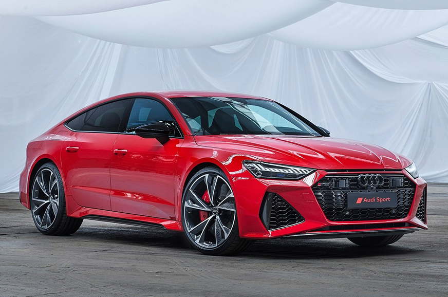 New Audi RS7 Sportback bookings open ahead of July launch