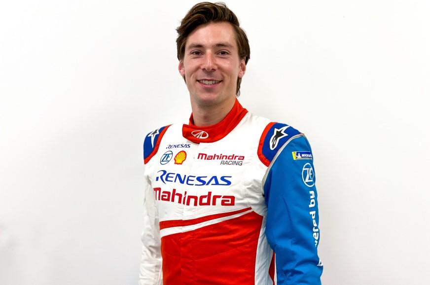 Lynn replaces Wehrlein at Mahindra Racing Formula E team