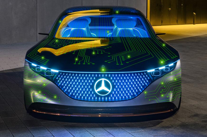 Mercedes-Benz, Nvidia autonomous car tech to debut in 2024