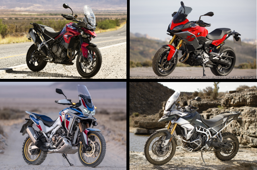 Triumph Tiger 900 GT, Rally Pro vs rivals: Price, specifications comparison