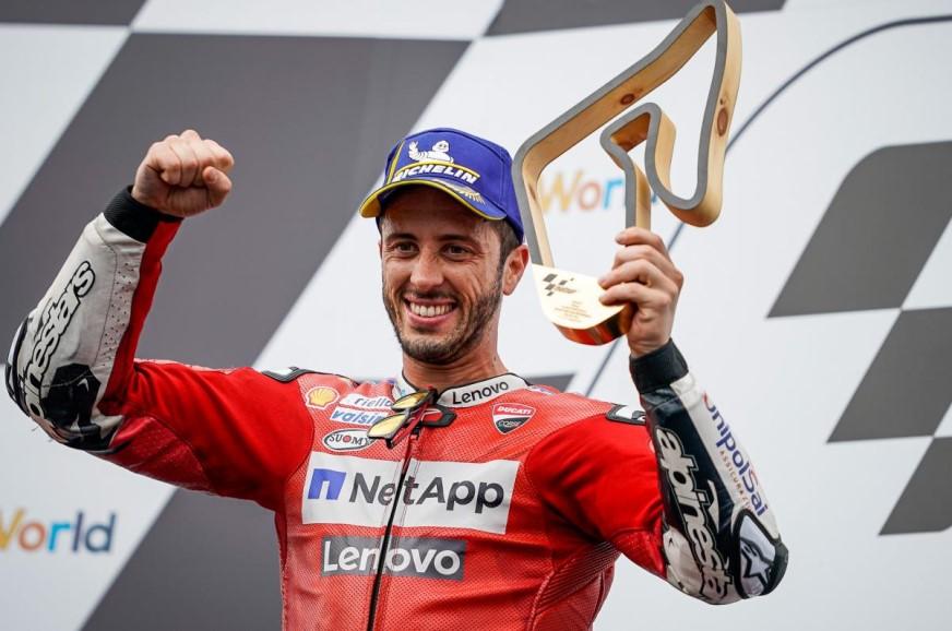 MotoGP: Dovizioso suffers broken collarbone ahead of 2020 season opener