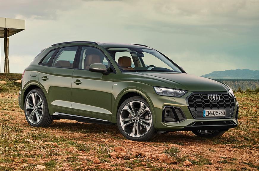 India-bound Audi Q5 facelift unveiled
