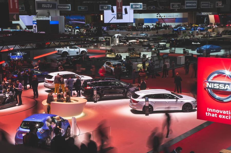 2022 Auto Show Calendar.2021 Geneva Motor Show Axed Autocar India