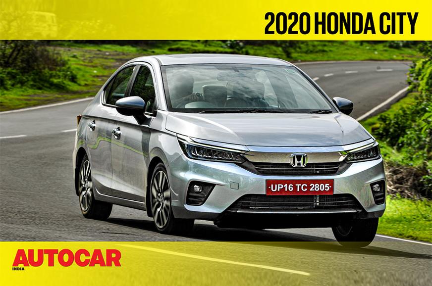 2020 Honda City video review