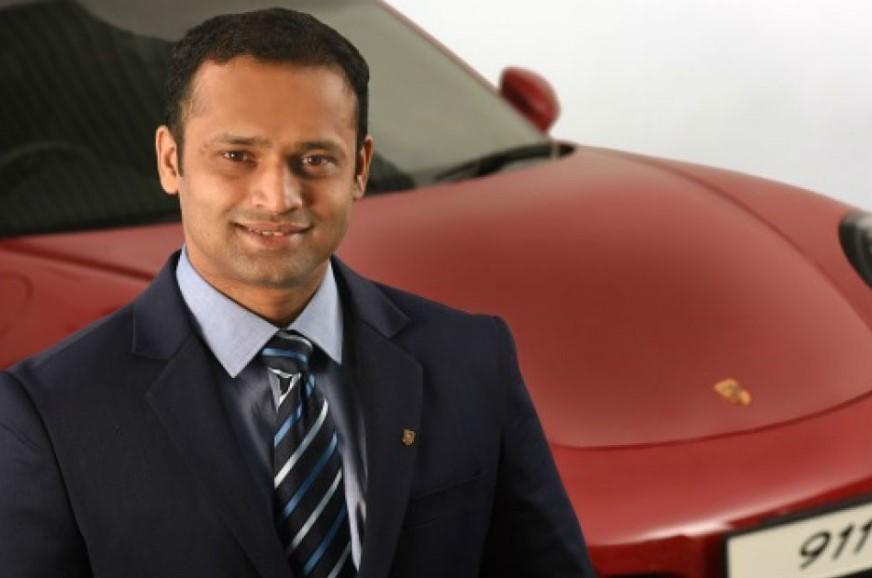 Porsche India Director Pavan Shetty resigns
