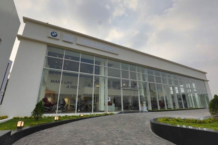 New BMW Facility Next opened in Cuttack