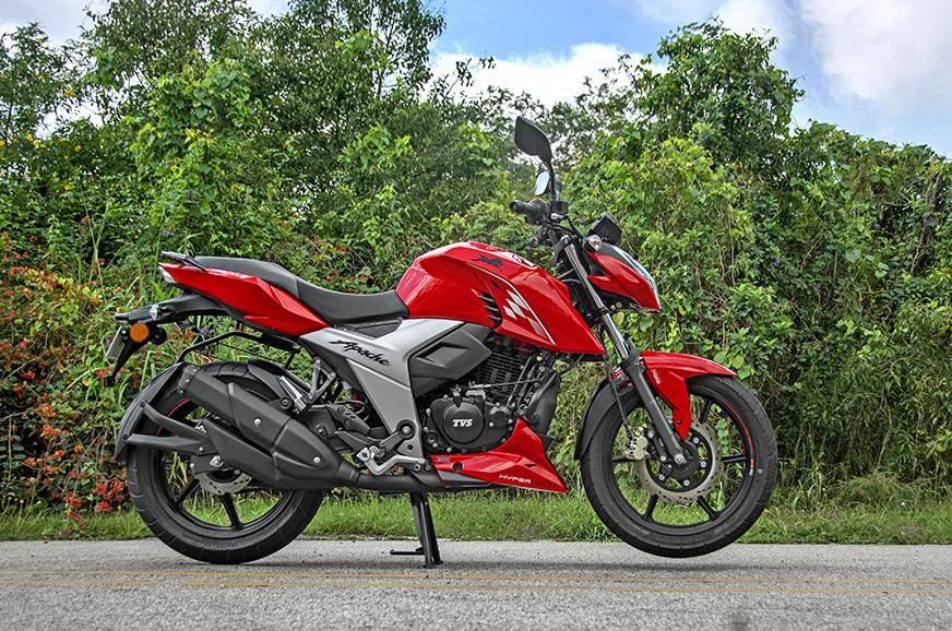 TVS sells 1,44,817 two-wheelers in June 2020