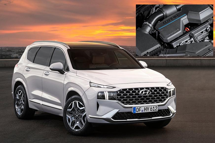2020 Hyundai Santa Fe engine details revealed