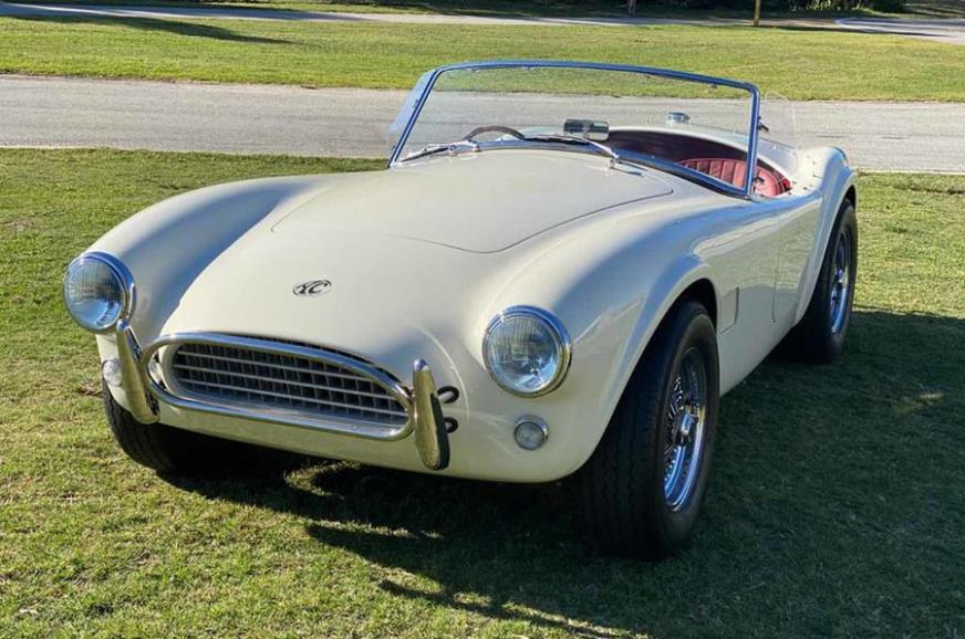 AC Cobra reborn with fully electric and four-cylinder turbo variants