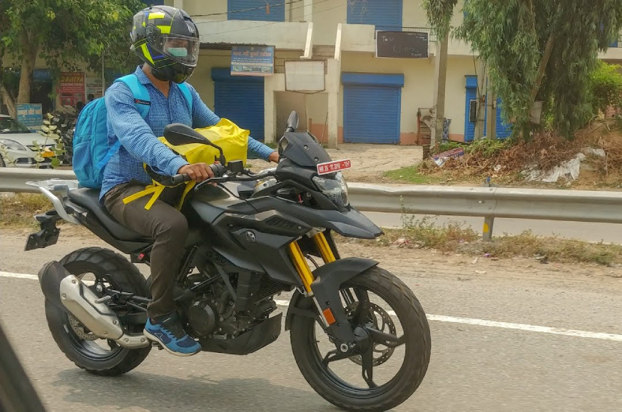 BS6 BMW G 310 R, G 310 GS spied in India