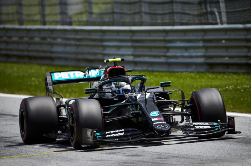 F1 2020: Bottas soaks up the pressure to win Austrian GP