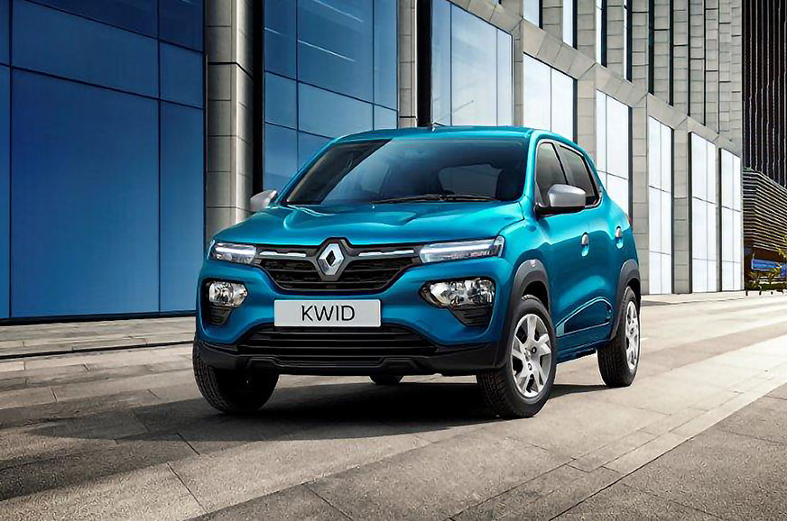 Renault Kwid gets a variant rejig and a price hike
