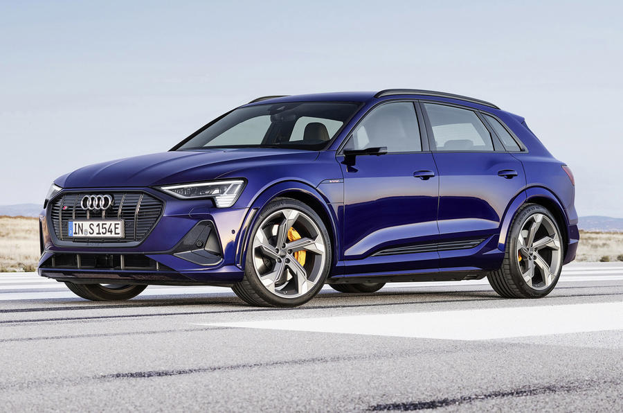 Audi e-tron S, e-tron S Sportback revealed