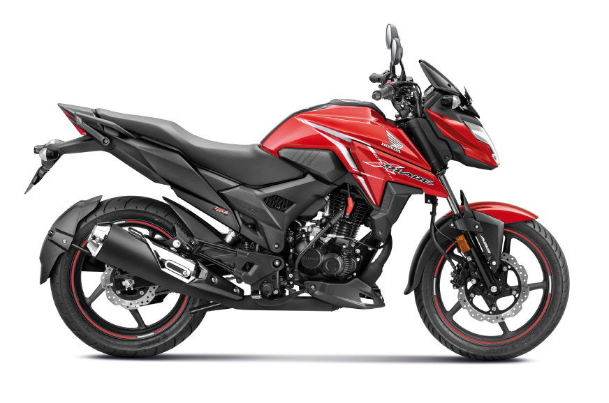 BS6 Honda X-Blade launched at Rs 1.06 lakh