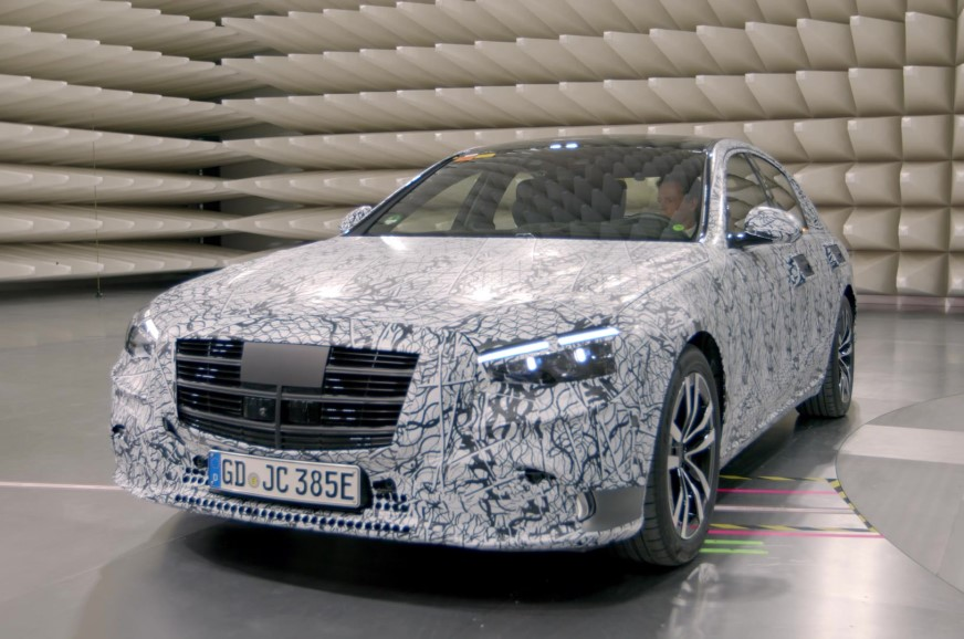 2021 Mercedes-Benz S-class PHEV to have 100km electric-only range