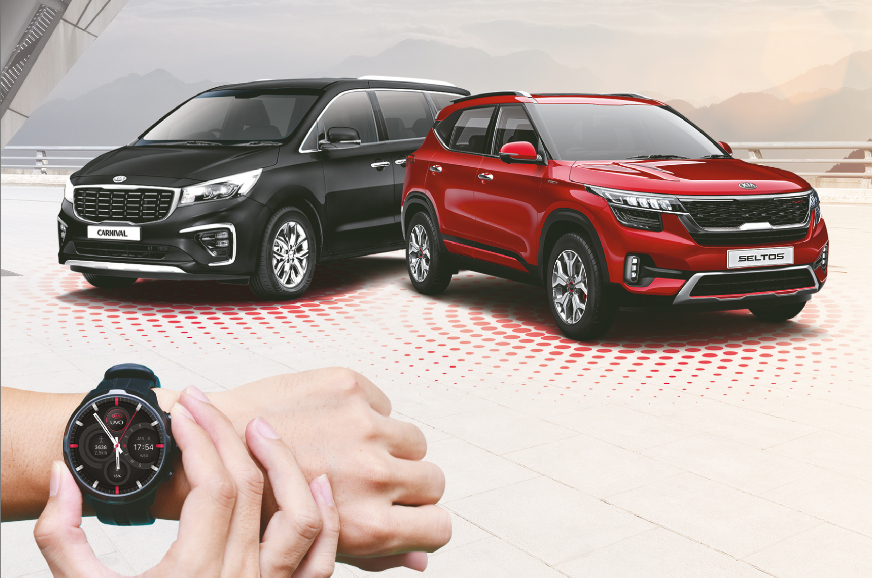 Kia introduces new connected car features