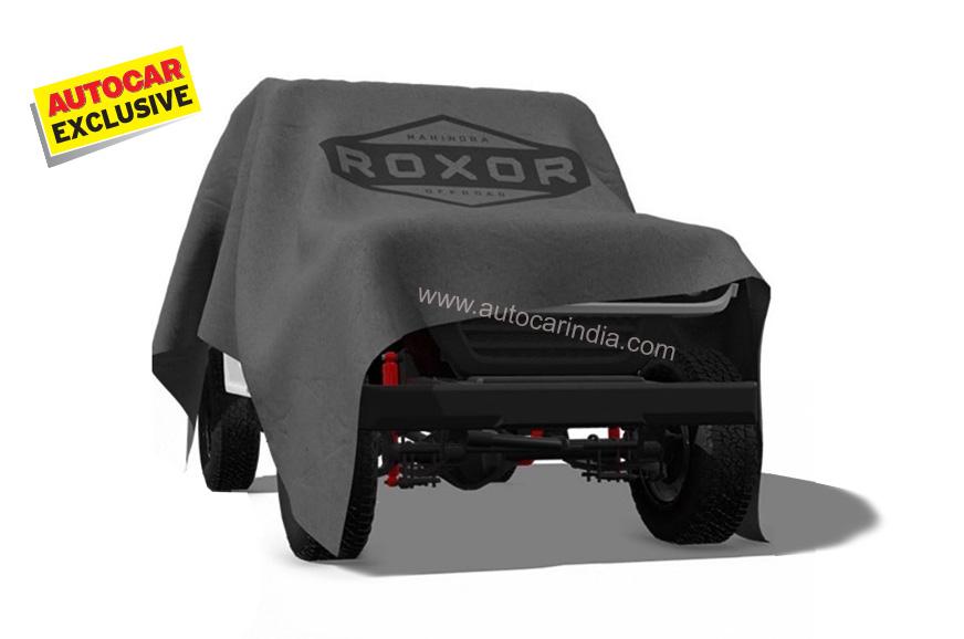 Mahindra Roxor to get all-new design
