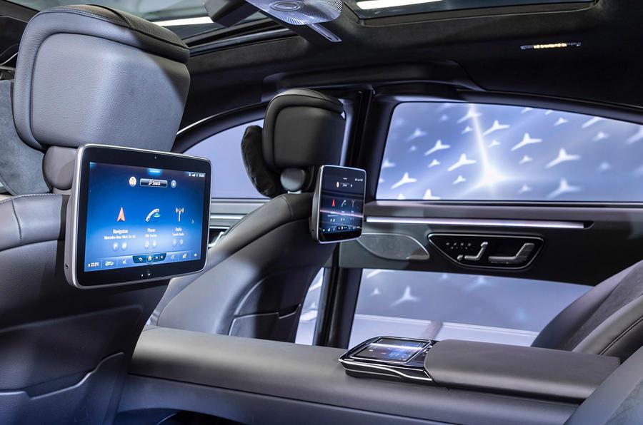 2021 Mercedes-Benz S-class MBUX system details revealed ...