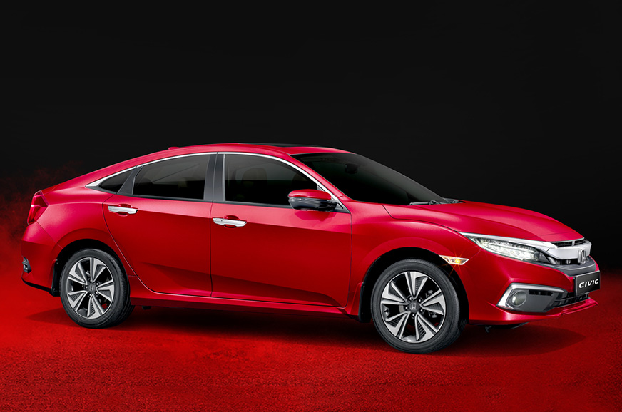 BS6 Honda Civic diesel launched
