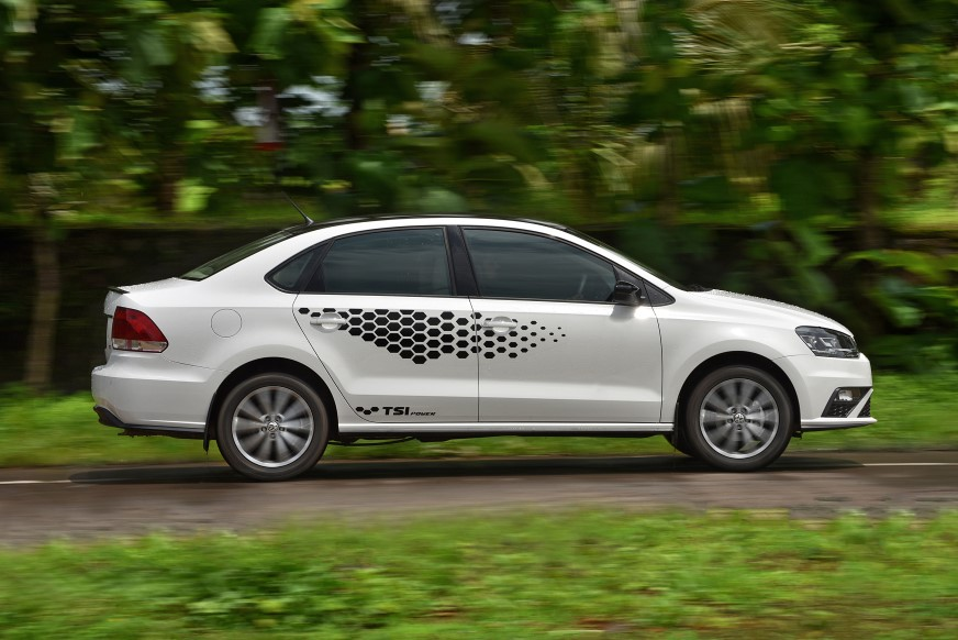 2020 Volkswagen Vento 1.0 TSI review, test drive - Autocar ...