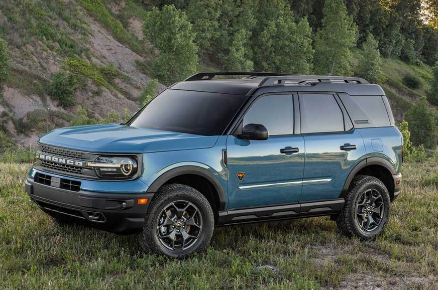 Ford Bronco Sport SUV details, pictures and more - Autocar India