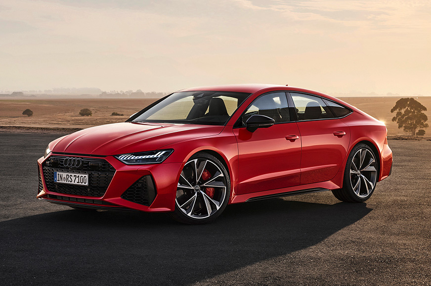 Rs 1.94 crore is the 2020 Audi RS7's price in India ...